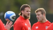 Jonny Hill handed England debut in Six Nations finale against Italy as Eddie Jones shuffles pack