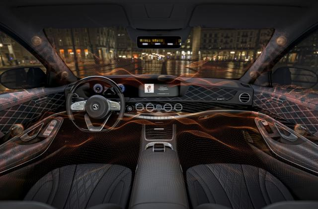 Sennheiser brings Ambeo 3D audio to cars with Continental sound systems