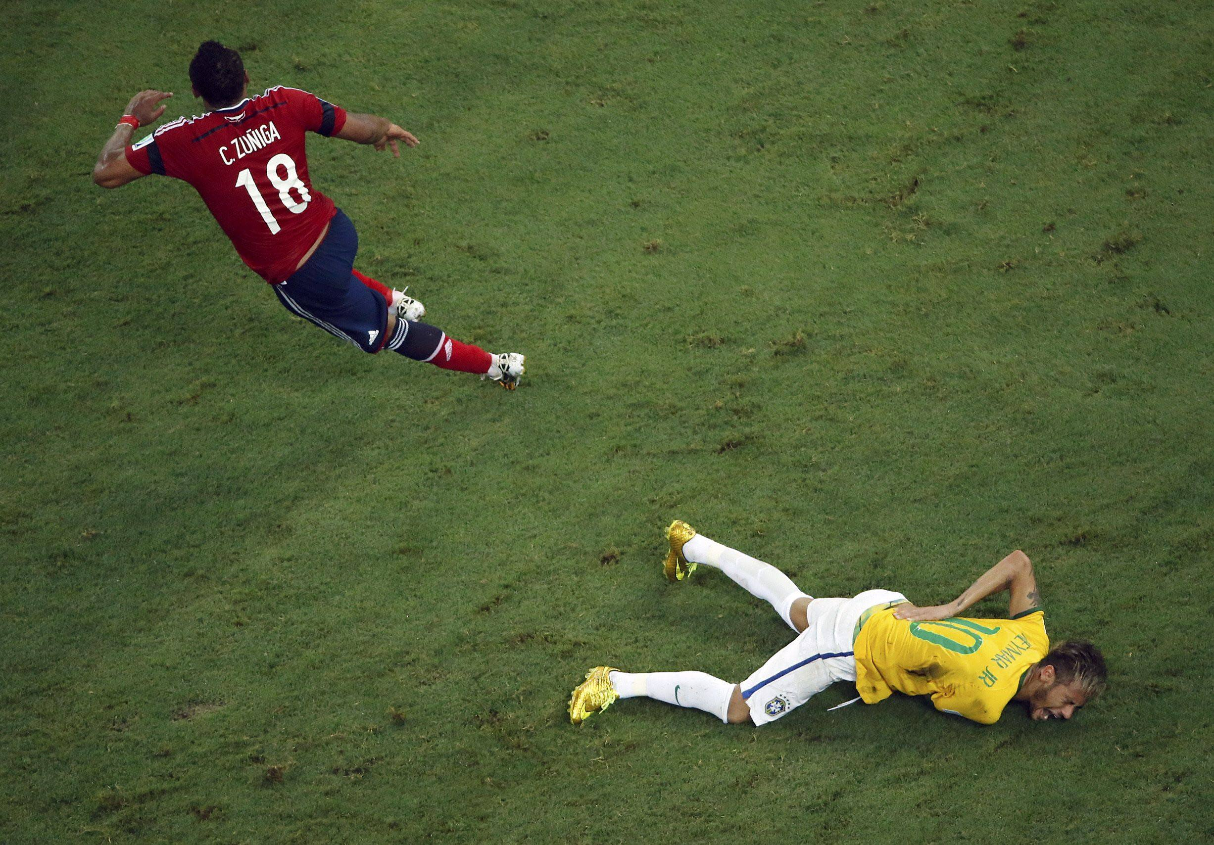 Ouch! Worst sports injuries of 2014