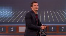 'Pirates of the Caribbean' Star Orlando Bloom Plays Virtual Pictionary on 'The Tonight Show'