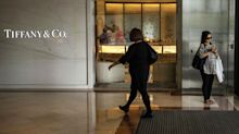 Goldman downgrades Tiffany shares on 'fresh weakness' in sales of higher-priced jewelry