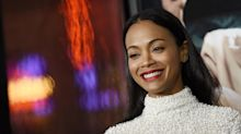 Zoe Saldana criticises 'elitist' actors who look down on Marvel movies
