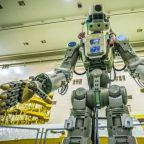 Docking fails for Russia's first humanoid robot sent into space