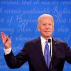 In campaign's final stretch, Biden has big cash advantage over Trump