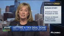 American Water CEO Susan Story: Tax bill takes pressure o...