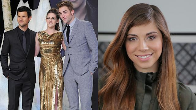 It's Never Too Late: Christina Perri Admits She's a Twihard