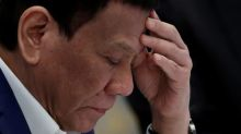 Philippines' Duterte vows to fix row in parliament to avoid budget delay