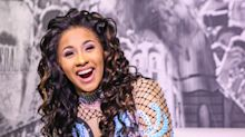 Cardi B Makes Chart-Topping History With 3 Hits On Billboard List