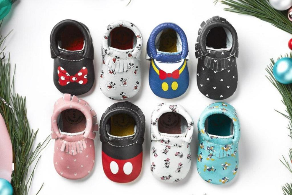 b3ee302126a54 Freshly Picked Adds Eight New Disney Baby Shoes to Its Popular Collab
