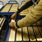 Gold flat after U.S. government shutdown ends