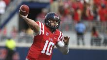 Ole Miss QB Chad Kelly goes with draft's last pick, becomes 'Mr. Irrelevant' to Broncos