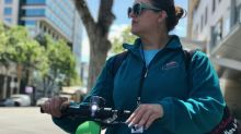 Rental electric scooters disrupt California's economy — its sidewalks, too