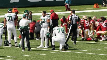 MetLife turf 'absolutely a concern' after injuries