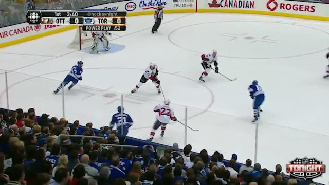 Ottawa Senators at Toronto Maple Leafs - 02/01/2014