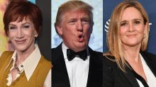 Kathy Griffin takes on Trump over Samantha Bee: You're not gonna do to her what you tried to do to me