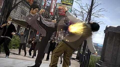Yakuza 5 coming to western PlayStations in 2015