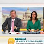 "Good Morning Britain guest calls Piers Morgan ""fat"" in obesity row"