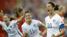 Carli Lloyd speaks out on sportswriter's sexist tweet