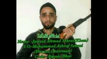 Kashmir: New Hurriyat chief Mohammad Ashraf Sehrai's son joins Hizbul; image of him holding AK-47 goes viral