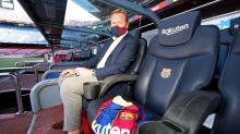 Koeman tiene razón: El Barça sólo puede invertir en fichajes el 25% de sus ventas