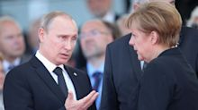 Putin says he doesn't have off days 'because he's not a woman'