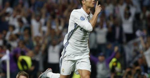Foot - C1 - Real - Real Madrid : Cristiano Ronaldo égale un record d'Alfredo Di Stefano