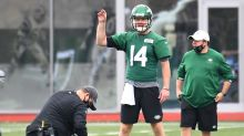 Jets drafting Trevor Lawrence may be best thing for Sam Darnold