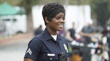 Afton Williamson abandona The Rookie denunciando racismo y acoso sexual en el rodaje