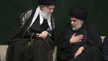 Iran's supreme leader: No talks with the U.S.