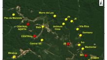 Cabral Announces Two New Discoveries at Cuiú Cuiú and Surface Gold Values of 5.5 to 162.4 g/t at Morro da Lua, Brazil