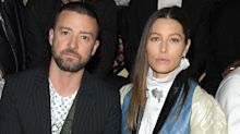 Justin Timberlake Is Back to Leaving Thirsty Comments on Jessica Biel's Instagram