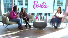 The Barbie Be Inspired workshop: let's #CloseTheDreamGap together