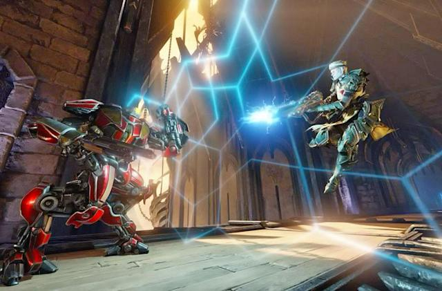 The 'Quake Champions' beta opens to everyone on PC today