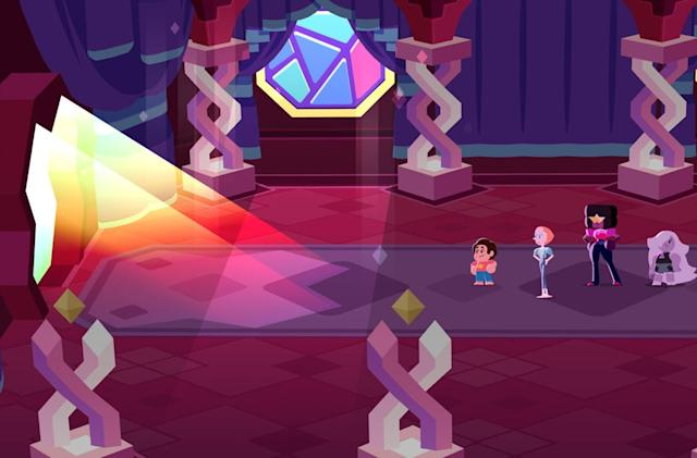 'Steven Universe: Unleash the Light' arrives on Apple Arcade