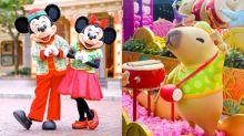 【2020新年好去處】跟米奇行迪士尼樂園9大行運熱點 呆萌水豚坐陣海洋公園向大家拜年