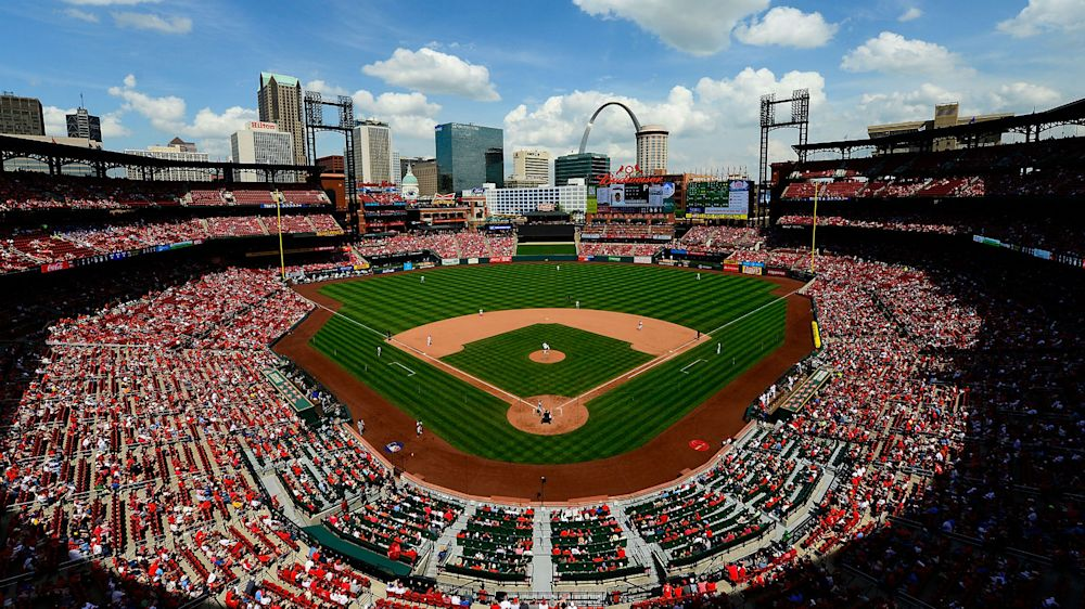 Woman grazed by bullet at Brewers-Cardinals game