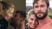 Elsa Pataky y Chris Hemsworth estrenan peli juntos tras ensayar sus escenas en la cama