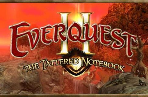 The Tattered Notebook: Dishing out memories for EverQuest II's ninth birthday