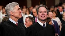 Gorsuch and Kavanaugh Stake Out Their Independence from Trump