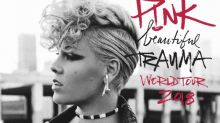 Pink's Rescheduled Tour Dates