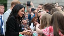 Meghan Markle has to be careful with what she says, warns royal expert