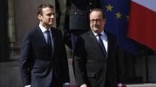 Macron - Hollande : tensions autour de la situation en Syrie