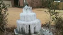 Winter Weather Grips Mississippi