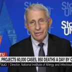 Fauci: CDC looking at changing mask guidelines