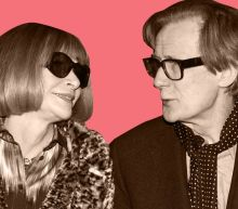 Anna Wintour and Bill Nighy Are Friends. People Really Want Them to Date.