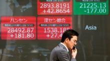 BOLSA ÁSIA - Índices chineses avançam apesar de novas tarifas