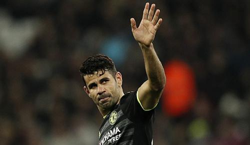 Premier League: Darum speiste Diego Costa mit Staragent Jorge Mendes