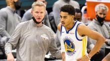 Warriors' Jordan Poole reveals key turning point to second season