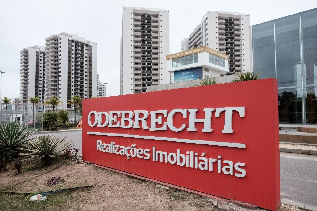 Odebrecht is filing for bankruptcy protection over debts of more than $20 billion