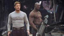 'Guardians of the Galaxy' costume makeover: From rags to 'rock stars'